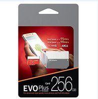 2019 Hot Sell Black Red EVO Plus U3 Memory Card with Adapter...