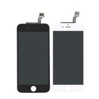 Grado A +++ Display LCD digitale di tocco dello schermo per Iphone 6 Telaio di ricambio Assemblea completa per iPhone 6