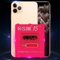 Universal-Dual-cor Dual-CPU iOS13 System Unlock-Karte RSIM 15 für alle iPhone AUTO-Unlocking RSIM15 4G LTE IOS13