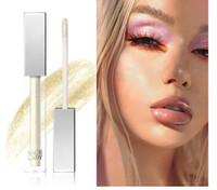 SACE KADIN Nemlendirici Dolgunlaştırıcı Lip Gloss High Shine Vernik Seksi Büyük Dudaklar Şeffaf Su geçirmez Cilt Dudak Dudak Parlatıcı Makyaj Pompa