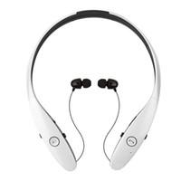 HBS-900 Беспроводная спортивная гарнитура с шейным ободом Наушники-вкладыши Bluetooth Стерео Наушники Наушники Для LG HBS-900 iPhone X 8 Samsung S8