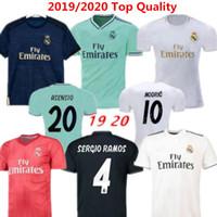1e19d7f40 Real Madrid Soccer Jersey Spain Football Shirts Benzema Rona.