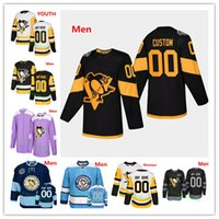 2019 Stadium Series Custom Mens Women Youth Pittsburgh Penguins Sidney  Crosby Kris Letang Jake Guentzel Evgeni Malkin Phil Kessel Jerseys c618067bf