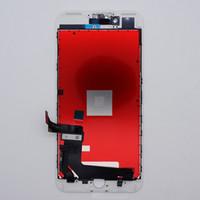 لوحات لمس الشاشة LCD ل iPhone 7 Plus OEM اللون (قريب جدا من اللون الأصلي) عرض محول الأرقام استبدال التجميع الكامل