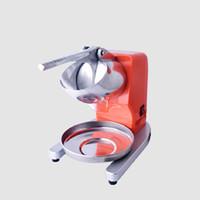 Qihang_top 2019 Новая Электрическая Лед Бритва Блок Ледяная Дробилка Коммерческого Использования Портативная Машина Для Бритья Льда Цена