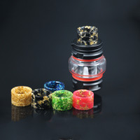 Resin Drip Tips Epoxy Resin TFV8 BABY V2 Mouthpiece Wide Bor...