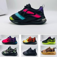 2020 New Color 72c Air breathe Children running shoes boy gi...