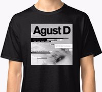 AGUST D T- Shirt M F - SUGA Shirt AUGUST D SHIRT BTS MERCH ba...