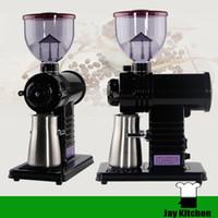 Коммерческая кофемолка мельница электрический кофе в зернах мясорубки электрические жареные зерна фасоли шлифовальный станок кофе шлифовальный станок