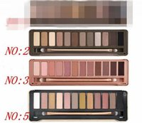 New Hot Makeup Eye Shadow NUDE 12 color eyeshadow palette 15...
