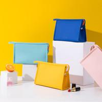 Косметические сумки Case Etya Fashion PU Хранение Макияж Женщины Сумка для Макияж Путешествия Организатор Чехол Портативная Туалетная Капля