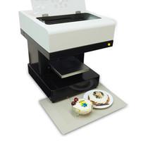 Impresora de café Taza Impresora automática de pasteles de chocolate Selfie PRITER HECHO COMERCIAL HECHA MÁQUINA PARA LA MÁQUINA DE FLORES DE CAFÉ