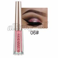 무료 배송 12 색 립 메이크업 립스틱 립글로스로 유명한 Handaiyan 브랜드 매트 Mutil 색상 립스틱