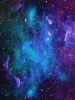 Nacht Blau Galaxy Sterne Vinyl Fotografie Kulissen Universum Neugeborenes Baby Photo Booth Hintergründe Für Kinder Studio Requisiten