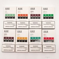 juu v2 cartridges pods Cartridge JUU pods with oil 4 pieces ...