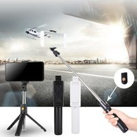 Bluetooth wireless selfie stick tripod extendable with remot...