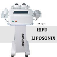 Alta intensidade focalizada máquina de remoção de gordura liposonix forma do corpo hifu remoção de rugas emagrecimento corpo liposonix hifu máquina