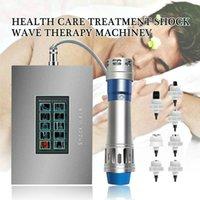 Effektive Therapie extrakorporale Stoßwellen Aktivierung ED-Behandlung Maschine für Körper Schmerzen Golferellenbogen Removal Shock Wave Health Care