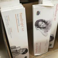 Máquina facial de oxígeno NeeBright y Neerevive Kit para la iluminación de la piel / rejuvenecimiento CUIDADO FACIAL CREMA