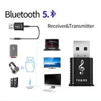 2 In 1 USB Bluetooth Dongle Adapter 5. 0 For PC Computer Spea...
