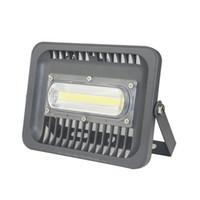 Водонепроницаемый IP66 LED Прожектор 30 Вт 50 Вт 100 Вт 150 Вт Проектор 110 В 220 В Открытый Безопасности Пейзаж Прожектор Настенный Светильник Чип