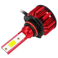 Q1-HB3 / 9005 / H10 dell'automobile LED faro con lampadina da 50W IP68 6000K 6000 lumen estremamente luminoso kit di conversione Chips