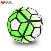 Tamanho oficial 5 Bola De Futebol Profissional de Futebol para Venda Bolas Esportivas Objetivo para o Jogo de Equilíbrio de Jogo de Adolescente Mais Jovem