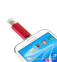 디자인 실제 용량 64GB USB 플래시 드라이브 OTG 펜 드라이브 USB 플래시 메모리 스틱 Pendrive U 디스크
