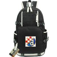 GNK рюкзак Динамо Загреб клуб день пакет Максимир футбол школа сумка футбол рюкзак компьютер рюкзак Спорт школьный открытый рюкзак