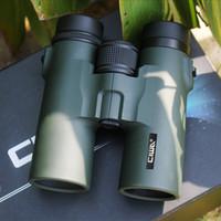 CIWA Visão Rei Camping Caminhadas caça Binóculos 8x42 para o céu caça comprimento Binóculos Telescópio HD monocular Meu Professional