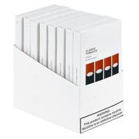 Neueste Paket Vape Stift Tasche Ju Pods Patronen für Ecig Kit Kompatibel leer auch Luftbars-Pod Nachfüllbare Eon Cartridge Bang XXL