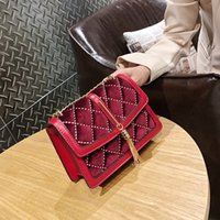 Candy Velour Mini Bags Shoulder bags Fashion Totes Shoulder ...