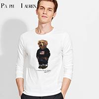 ralph top quality Round neck long man long sleeves Ralph Des...