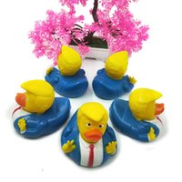 Lovely Yellow Float Duck Make Sounds Cute Baby Bath Toy Baby...