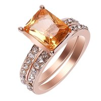 Rings For Women Engagement Ring For Women Cluster Bridal Rin...