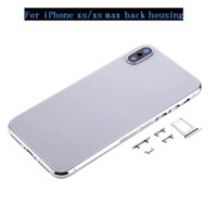 Back housing Cover Battery Door Rear Case Glass Frame+ Side b...