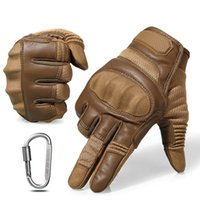 DHL Free Touch Screen Hard Knuckle Tactical Gloves Combat Ai...