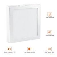 6W Powierzchniowy panel Light Light Light Ultra Thin Sufit Light Panel Light Die Cast Aluminium Anti-Fog Lampa Sufitowa bez otwierania