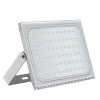 LED Flood Light Outdoor 500W IP65 Vattentät Utomhus Säkerhet Ljus Trädgård Landskap Spotlampa Super Ljus Floodlight 110V