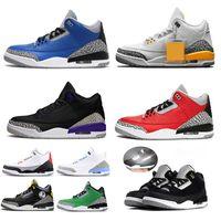 6 men basketbol ayakkabıları UNC YENİ siyah Kızılötesi 2019 DMP YENİ Denim Tinker Toro Yıkanmış için spor spor ayakkabıları mens