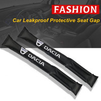 Carbon Leakproof Protective Seat Gap Auto-Cover-Pad für Dacia Duster Logan Sandero Lodgy Pads Zubehör Car-Styling