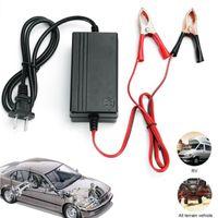 البطارية الذكية Chager 12V / 24V السيارات شاحن بطارية معيل 6-400Ah شاحن الوشل لسيارة شاحنة قارب للدراجات النارية RV