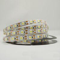 DC'nin 5v Esnek Led Şerit Işık Led Teyp, Spa Işık, Homes, Mutfak için kullanılması SMD5050-60Leds 1m IP65 Dize Işık Altında Kabine Işıklar