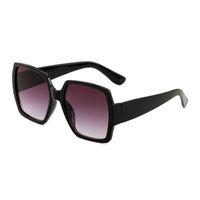 55931 디자이너 선글라스 인기 브랜드 안경 야외 선글라스 PC 프레임 패션 클래식 여성용 여성용 럭셔리 선글라스
