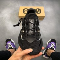 NEW 600 Shoes Kanye West Retro Wave Runnin Grey Causal Shoes...