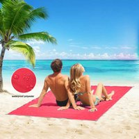 Waterproof Outdoor Camping Mat Foldable Beach Blanket Picnic...