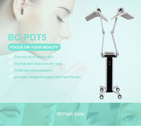 Led photon light therapy Manufacture stimulate dermal collag...