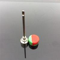 Capuchon de carbure en titane à 3 trous avec pointe à bille Dabber Fit pour clous en titane sans dôme de 18mm