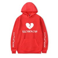 Xxxtentacion Mens Designer Hoodies Pullover Long Sleeve Men ...