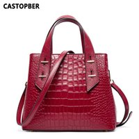 Women Tote Cow Genuine Leather Bag Real Leather Ladies Handb...